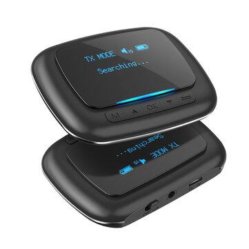 Adapter audio Bluetooth BlitzWolf BW-BR6 (10h pracy na baterii) z wysyłką z Czech @ Banggood