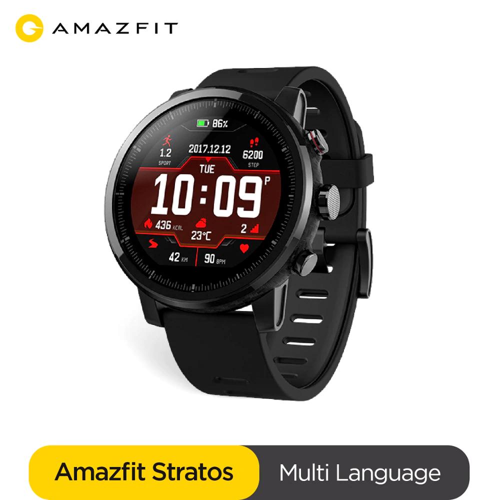 Amazfit-Smartwatch Stratos 2 - AKTUALIZACJA WYSYŁKA z PL