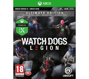 Watch Dogs Legion Ultimate Xbox One/ Xbox Series X /PS4 /PS5