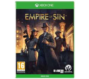 Empire of Sin Day One Edition Xbox One / Xbox Series X