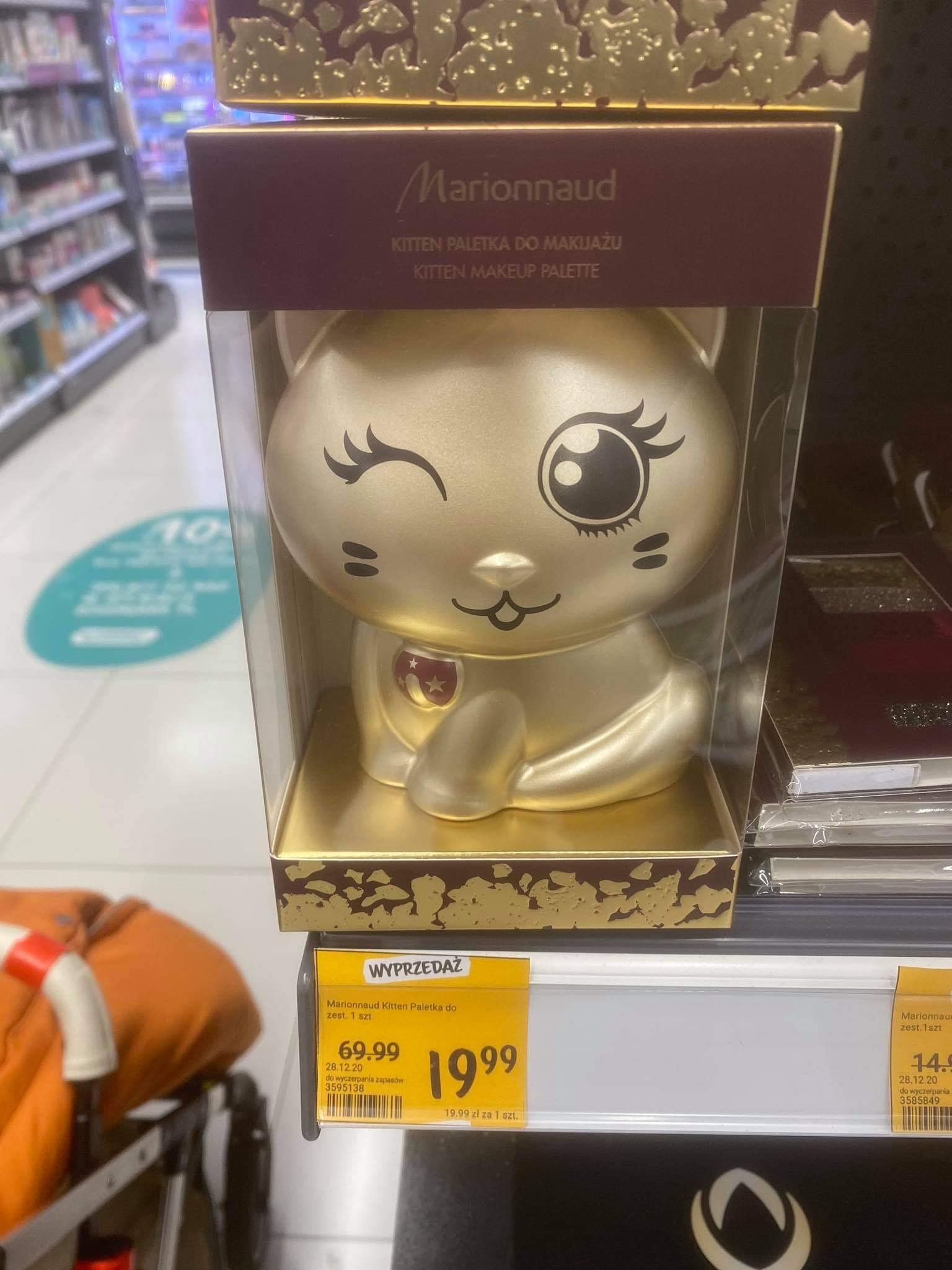 Marionnaud Kitten paletka do makijażu