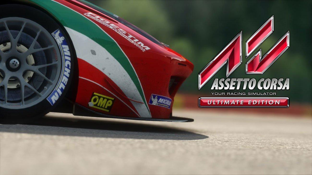 Assetto Corsa Ultimate Edition ESD Steam
