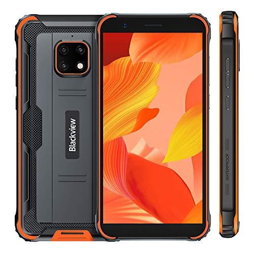 Smartfon Blackview BV4900 IP68 Android 10, wyświetlacz 5.7, 5580 mAh Bateria, 3/32, (Francuski amazon, 77,19 euro, cena z vat i dostawą)