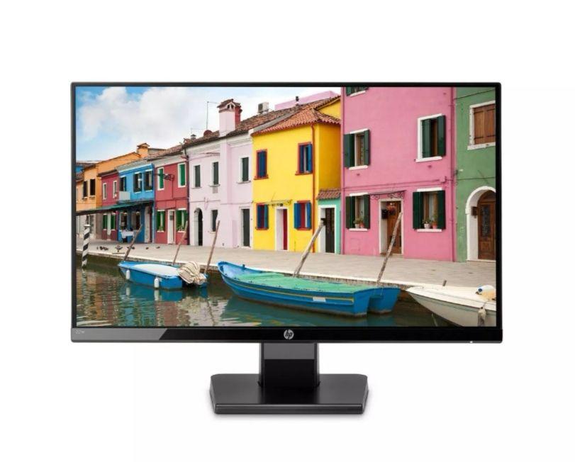 "Monitory w promocji Selgros 24. Monitor HP 21,5"" 22w."