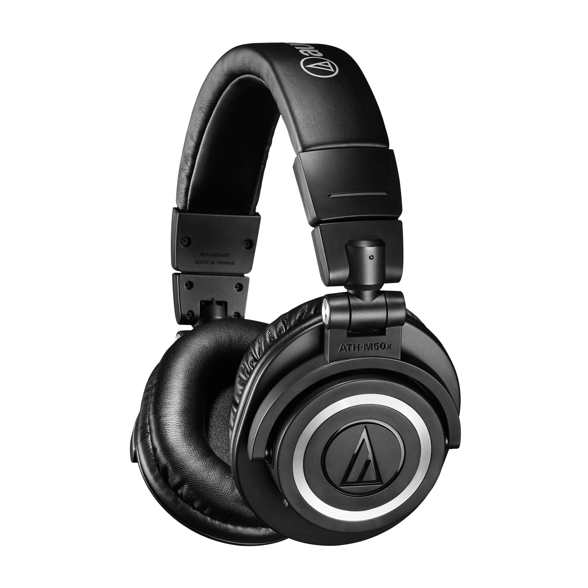 Słuchawki Audio-Technica ATH-M50xBT Końcowa cena 589 zł