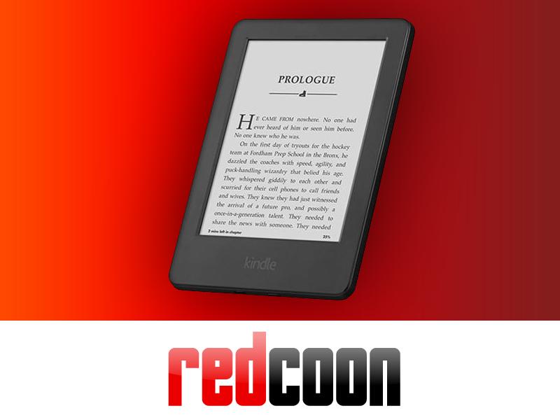 Czytnik książek Kindle 7 All-New-Touch za 299zł z wysyłką @ Allegro