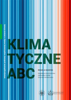 Klimatyczne ABC. Interdyscyplinarny podręcznik na temat zmian klimatu (eBook za darmo od Uniwersytetu Warszawskiego)