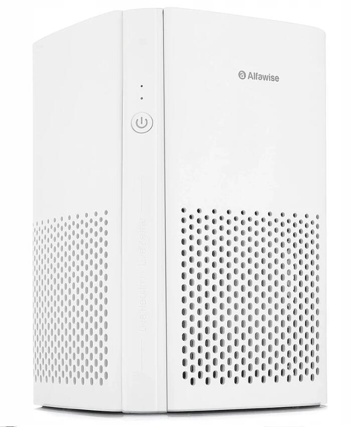 Biurkowy mały oczyszczacz powietrza Alfawise P1 - Allegro Smart