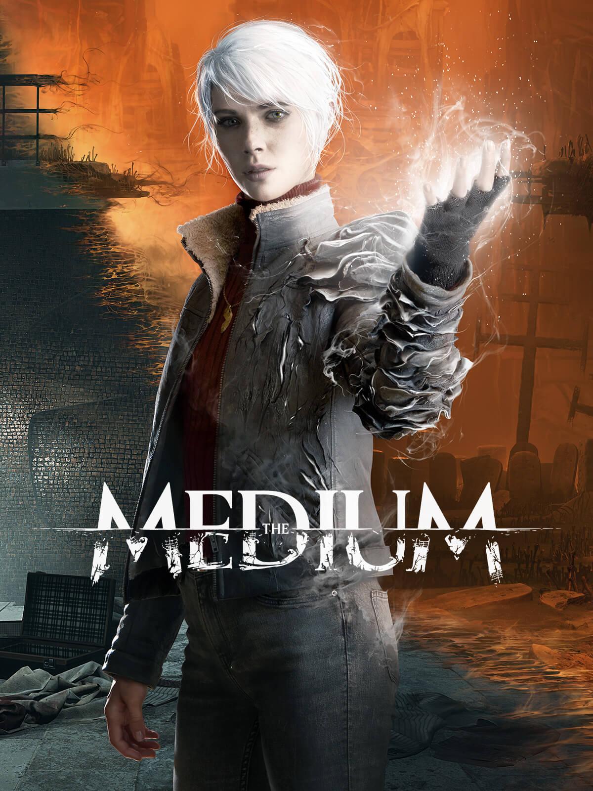 Gra PC The Medium (epic, bez VPN)