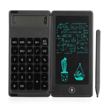 Kalkulator z notatnikiem LCD Gideatech