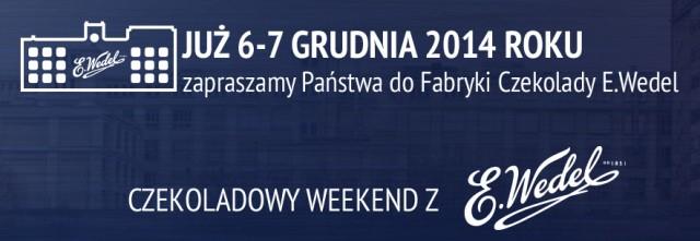 (Warszawa) Darmowa wycieczka po fabryce czekolady E. Wedel !