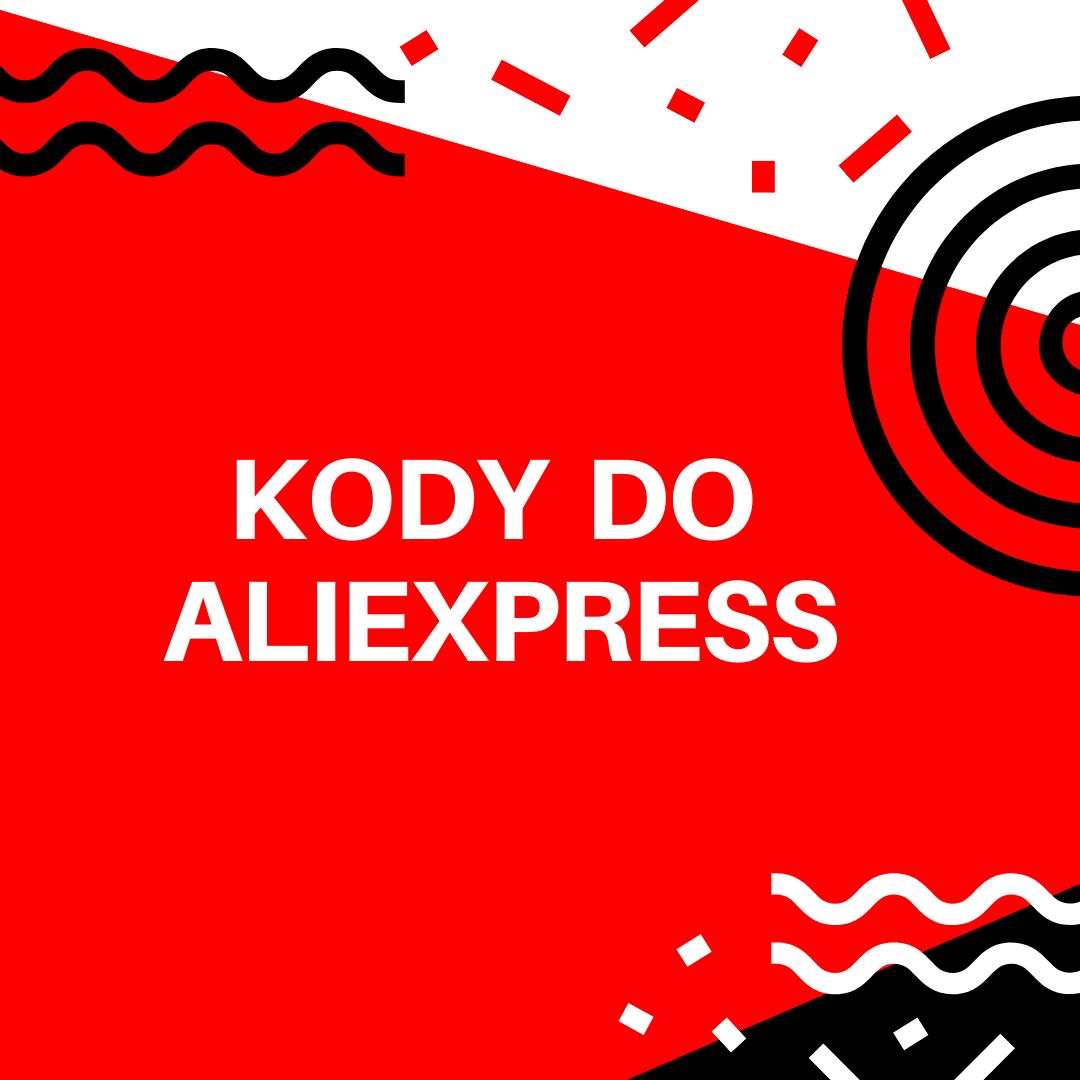 Kody Aliexpress + Goodie