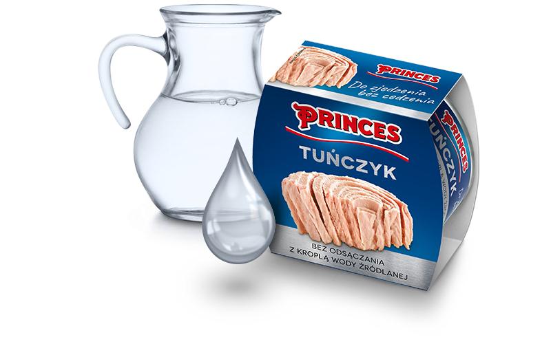 Leclerc Tuńczyk stek Princes 120g z aplikacja (przy zakupie 2 sztuk)