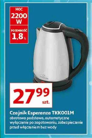Czajnik Esperanza 2200W w Auchan