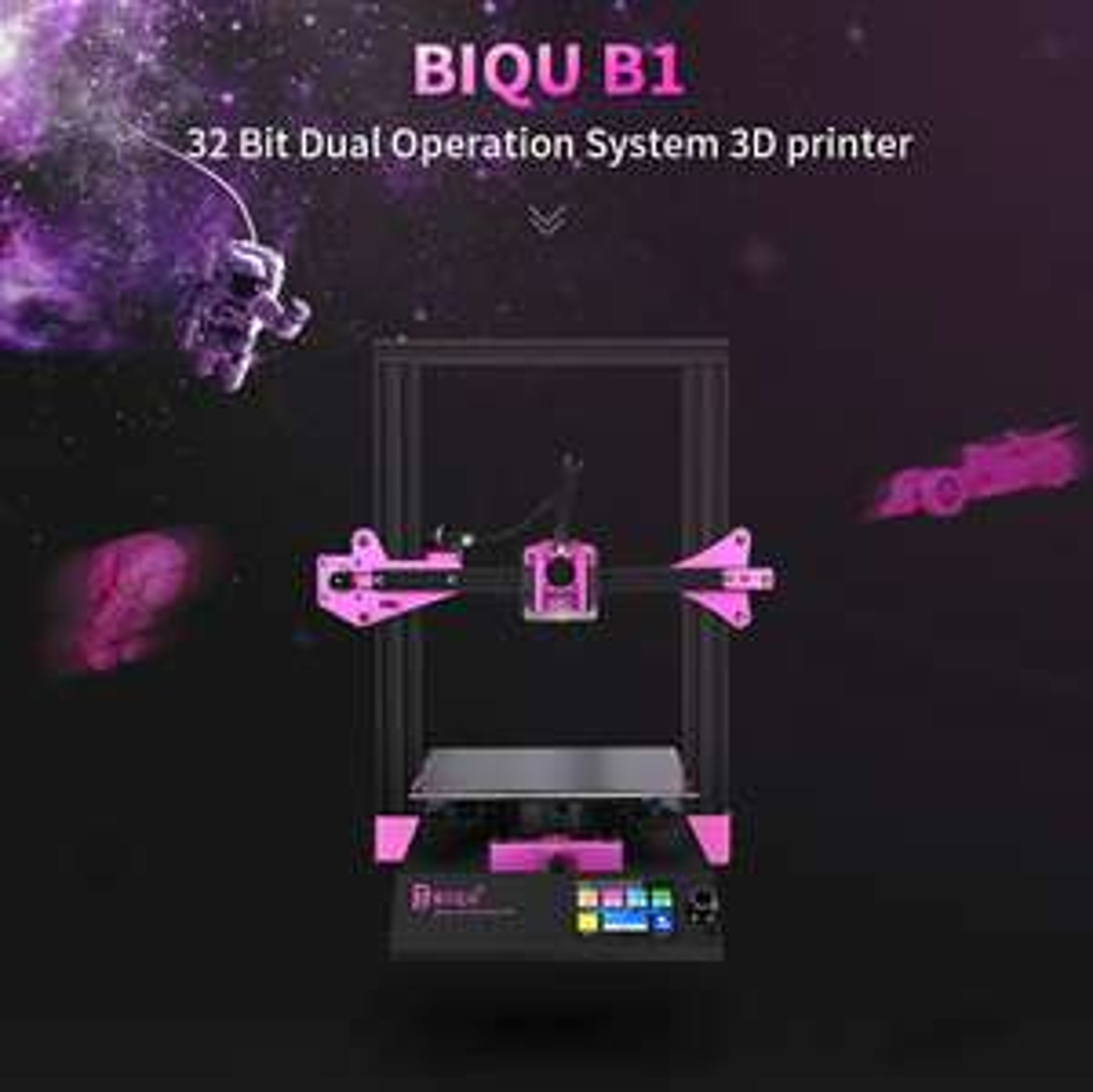 BIQU® B1 drukarka 3D z wysyłką z Hiszpanii @Banggood