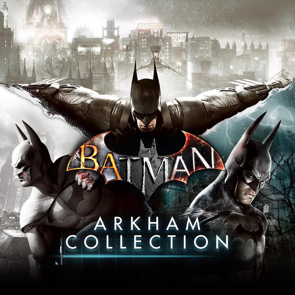 Batman: Arkham Collection PC (klucz Steam) za 16,35 zł w Kinguinie