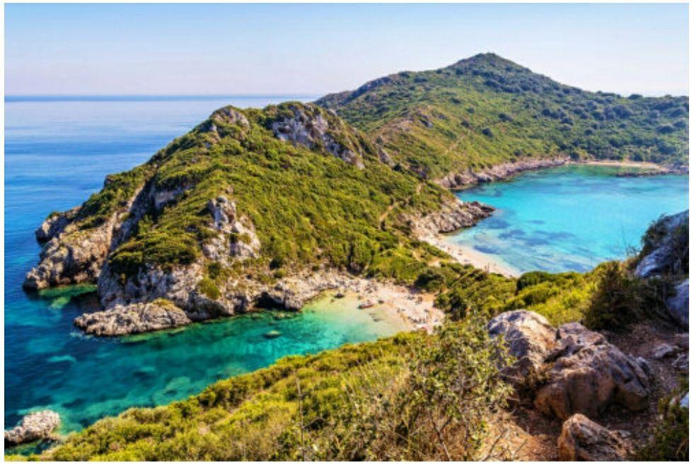 Grecja Korfu 29 marzec 2021, powrót 1 kwietnia 2021