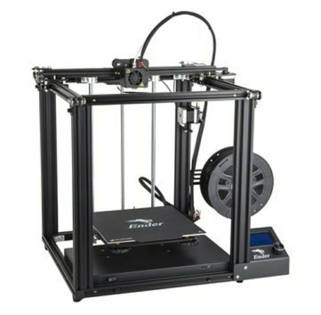 Creality3D Ender-5 drukarka 3D z wysyłką z Czech @Banggood