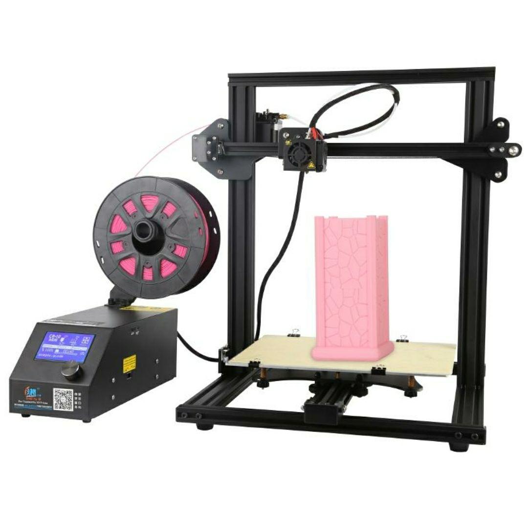 Creality 3D® CR-10 Mini DIY drukarka 3D wysyłka z Hiszpanii @Banggood