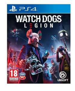 [PS4 / PS5] Watch Dogs Legion @Neo24.pl
