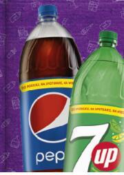Pepsi i 7Up w Topazie (2,25L)