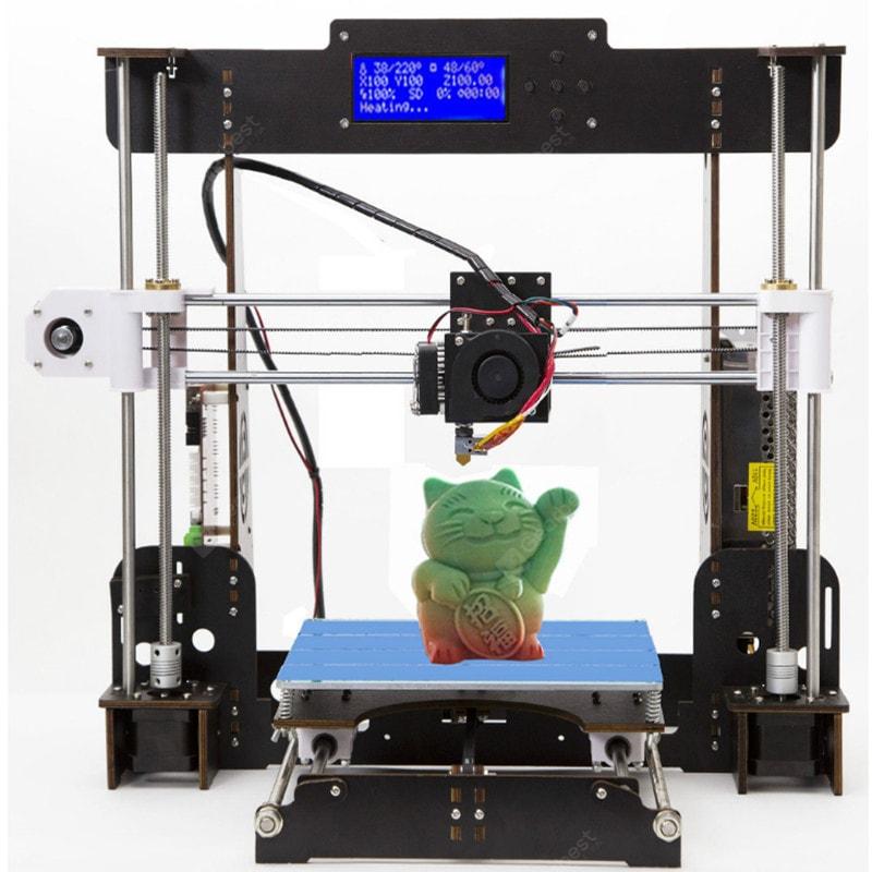 Tania drukarka 3D 2018 A8, $92.88