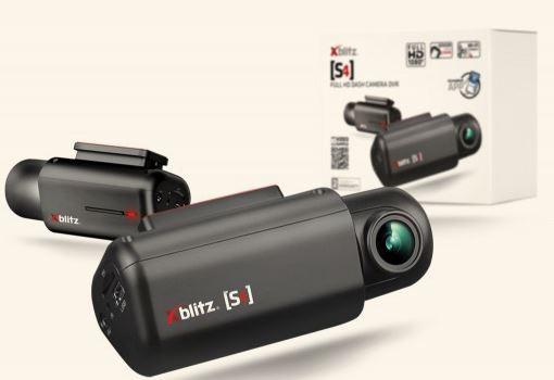 Rejestrator jazdy kamera Xblitz S4 Full HD