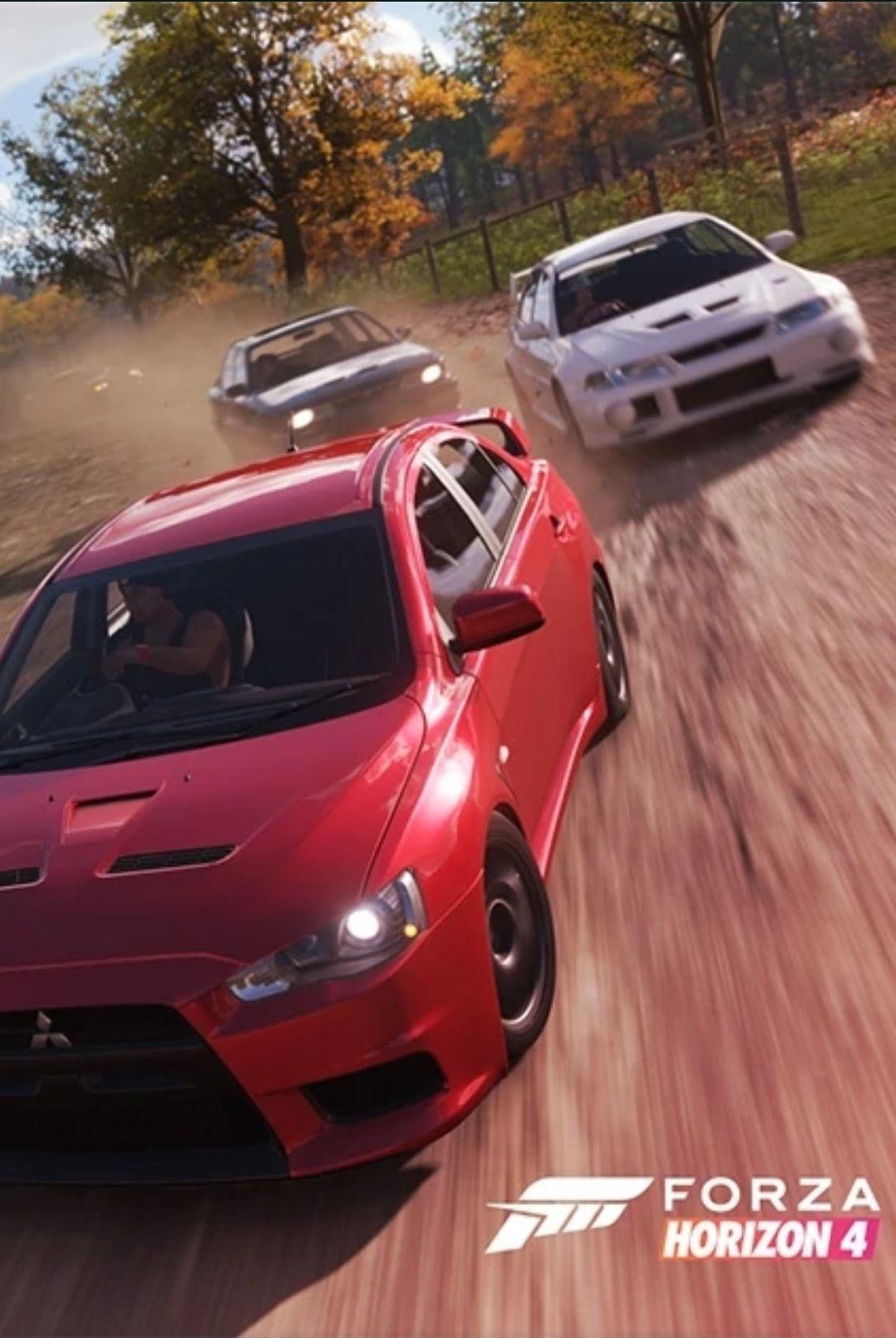 Pakiet samochód Mitsubishi ZA DARMO - Forza Horizon 4