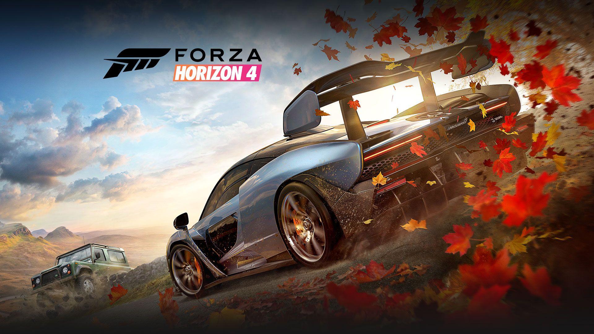 Forza Horizon 4 Xbox pc