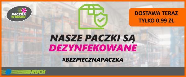 Dadada.pl - paczka w Ruchu za 0,99 groszy bez MWZ
