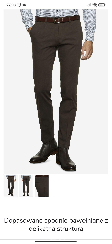 Vistula - fajne spodnie, dobra cena