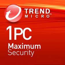 Trend Micro Maximum Security - Antyvirus za darmo na 6 miesięcy 1 PC/Mac