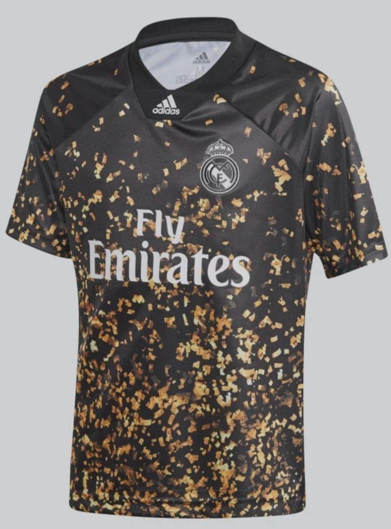 Koszulka Adidas REAL MADRID EA JERSEY