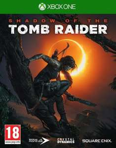 Shadow of the Tomb Raider PL Xbox One