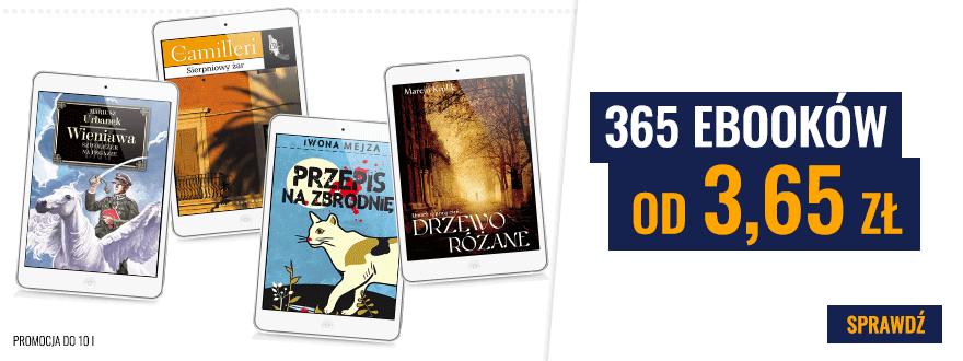 E-booki od 3,65zł @ Publio