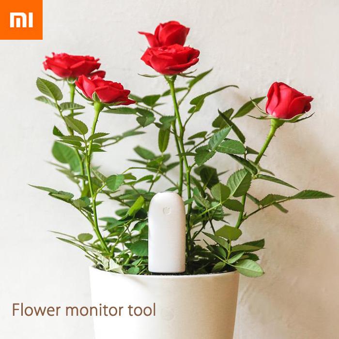Xiaomi Mi Plant (wilgotność, nasłonecznienie, pH) za ~41zł @ GearBest
