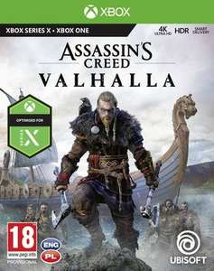 Assassin's creed valhalla xbox one/ps4