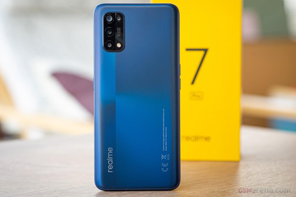 Realme 7 Pro 8/128 Niebieski