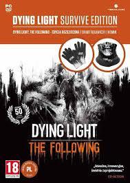 Dying Light: The Following Enhanced Edition z rękawiczkami i kominem w Tesco