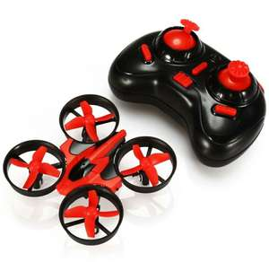 Eachine E010 Mini Quadcopter z 1 baterią @Banggood