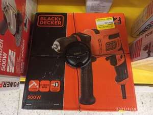 Wiertarka Black Decker BEH200 w Tesco
