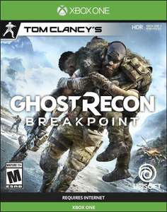 Tom Clancy's Ghost Recon® Breakpoint (Xbox One & Series X|S) MS Store Brazylia