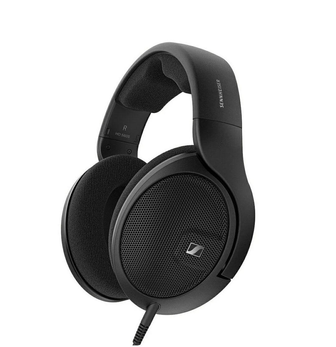 Słuchawki nauszne SENNHEISER HD 560S