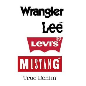 Lee * Wrangler * Mustang * Wyprzedaż ciuchów męskich - jeans24h.pl - zbiorcza