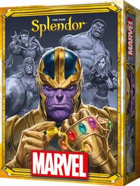 Splendor Marvel gra planszowa