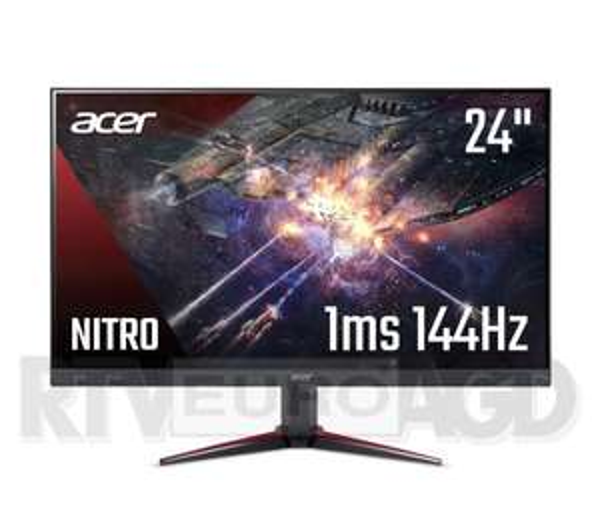 "Monitor Acer Nitro VG240YP 24"" FHD IPS 1ms 144Hz"
