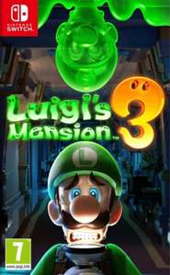 Luigi's Mansion 3 gra na Nintendo Switch [Ultima.pl]