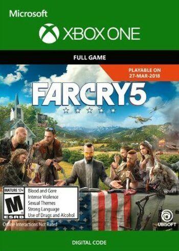 Far Cry 5 Gra XBOX ONE