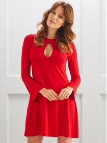 Czerwone sukienki w niższych cenach @sugarfree.pl