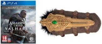 Assassin's Creed Valhalla Edycja Ultimate + Ukryte Ostrze Eivora PS4 / PS5 w RTVeuroAGD i OleOle.pl